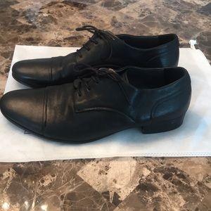 Lanvin Lace Up Monkstrap Style shoes